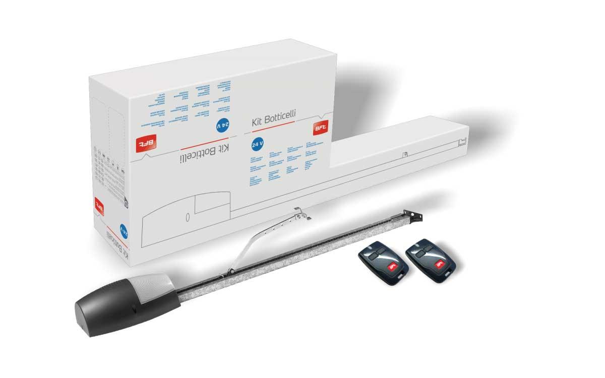 automatizare usi garaj rezidentiale Kit-BOTTICELLI-3500-FARA-AFISAJ