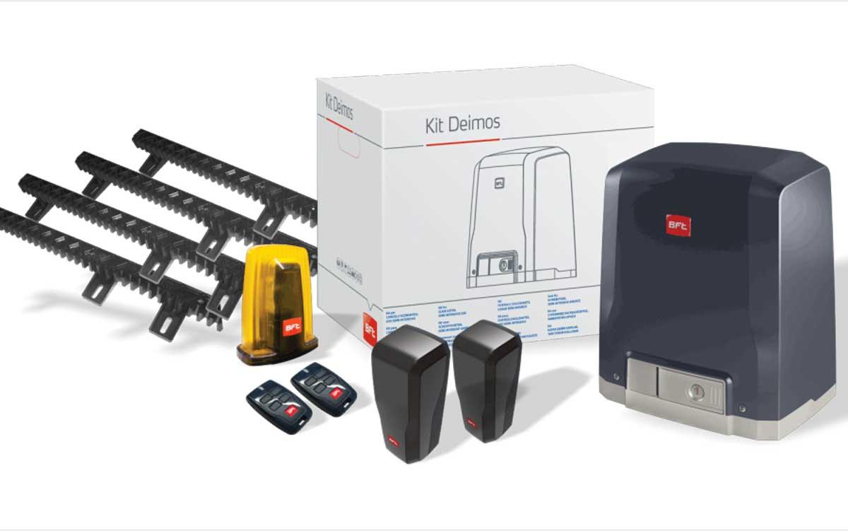 automatizare poarta culisanta Kit-DEIMOS-A400-BT