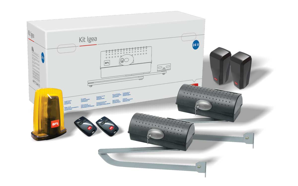 automatizare poarta batanta Kit-IGEEA-BT