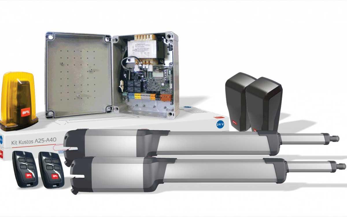 automatizare poarta batanta Kit-KUSTOS-ULTRA-BT-A