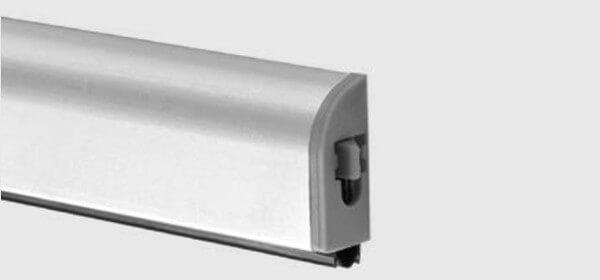 accesorii usi metalice multifunctionale industriale bara etansare