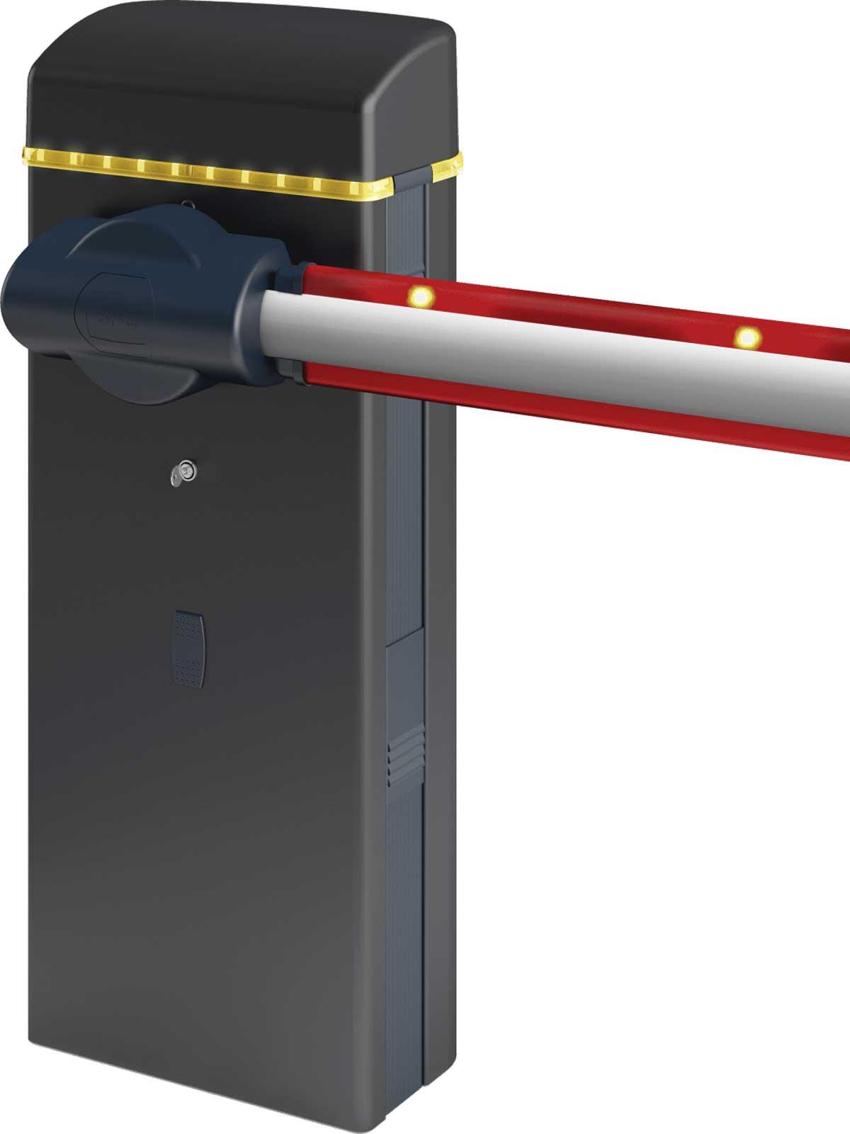 bariera acces auto BFT automata michelangelo