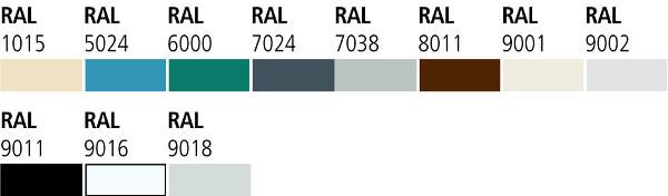 culori usi metalice multifunctionale industriale