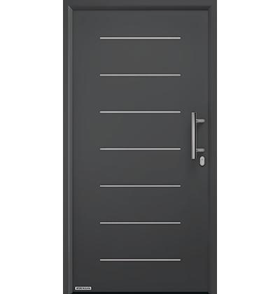 Usi intrare pentru casa Model 015